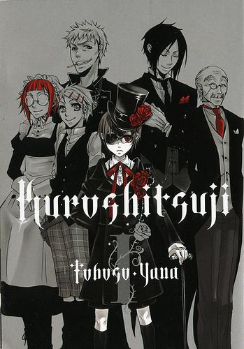 Kuroshitsuji Opening !!!!