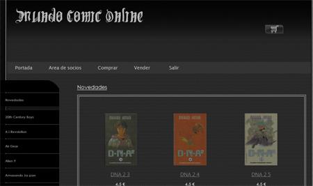 Mundo Comic Online