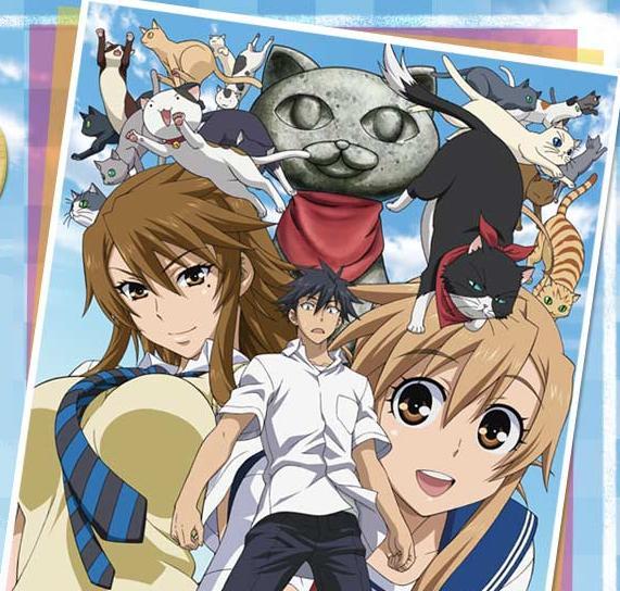 Cuál es tu Anime Favorito y Porqué? - Página 4 Nyan-koi
