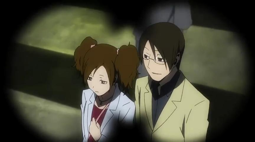 """Anime """"Durarara"""" (Capítulo 2)"""