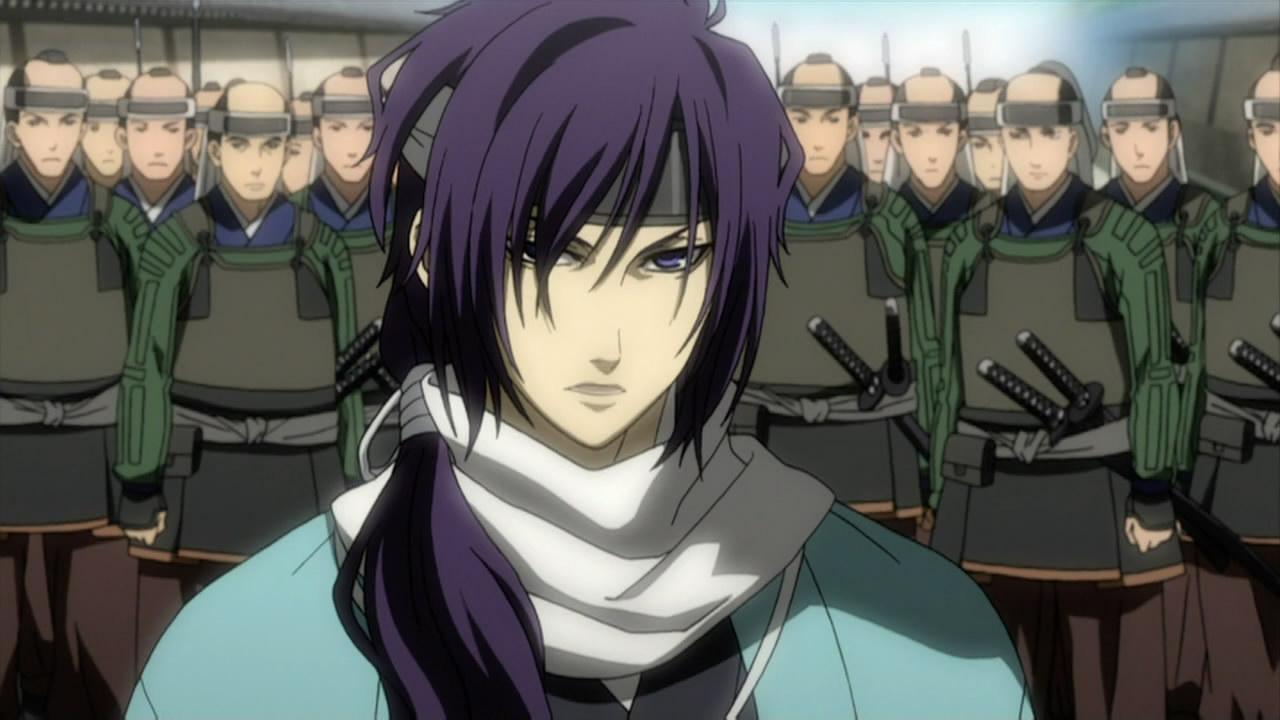 Hakuouki Shinsengumi K...