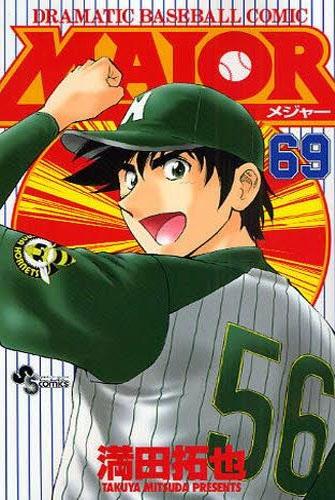 Resultado de imagen para manga Major